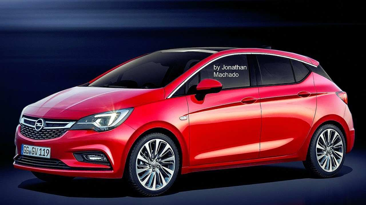 48 All New Opel Corsa 2020 Rendering Prices by Opel Corsa 2020 Rendering
