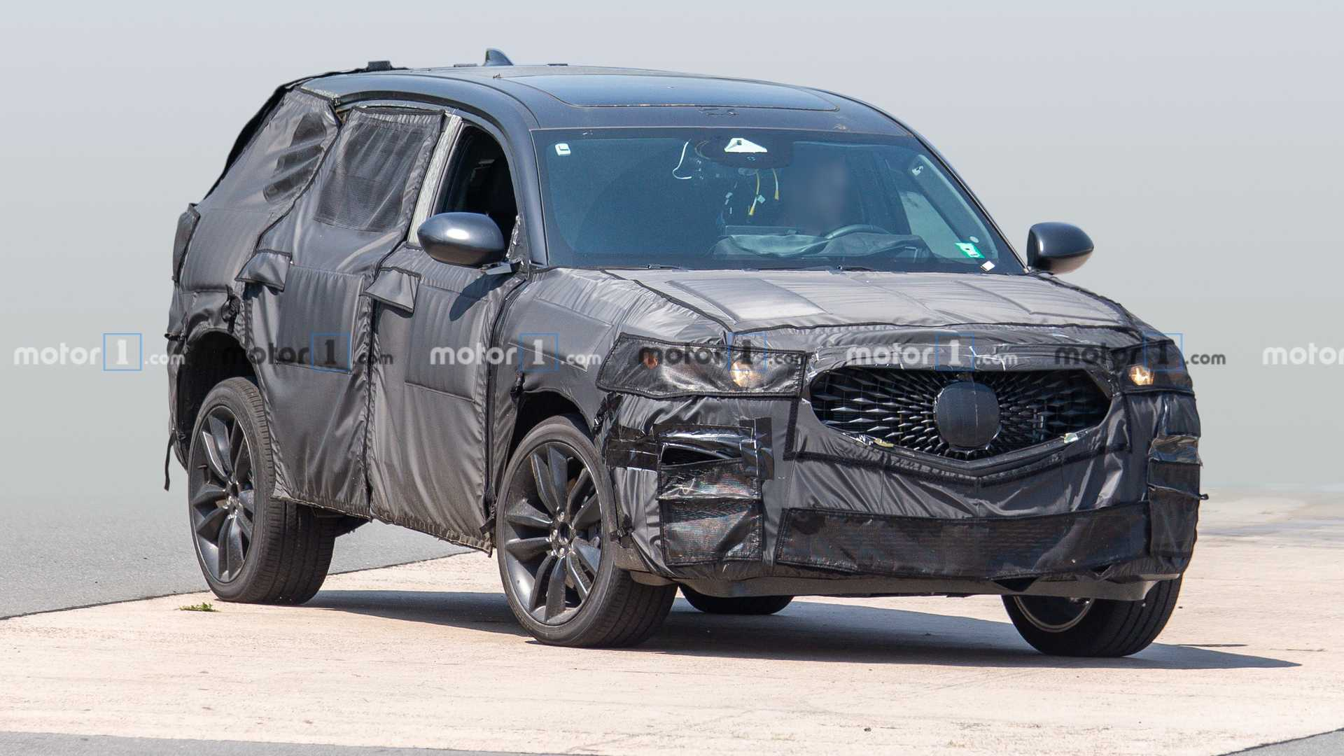 48 Best Review 2020 Acura Mdx Spy Shots Pricing with 2020 Acura Mdx Spy Shots