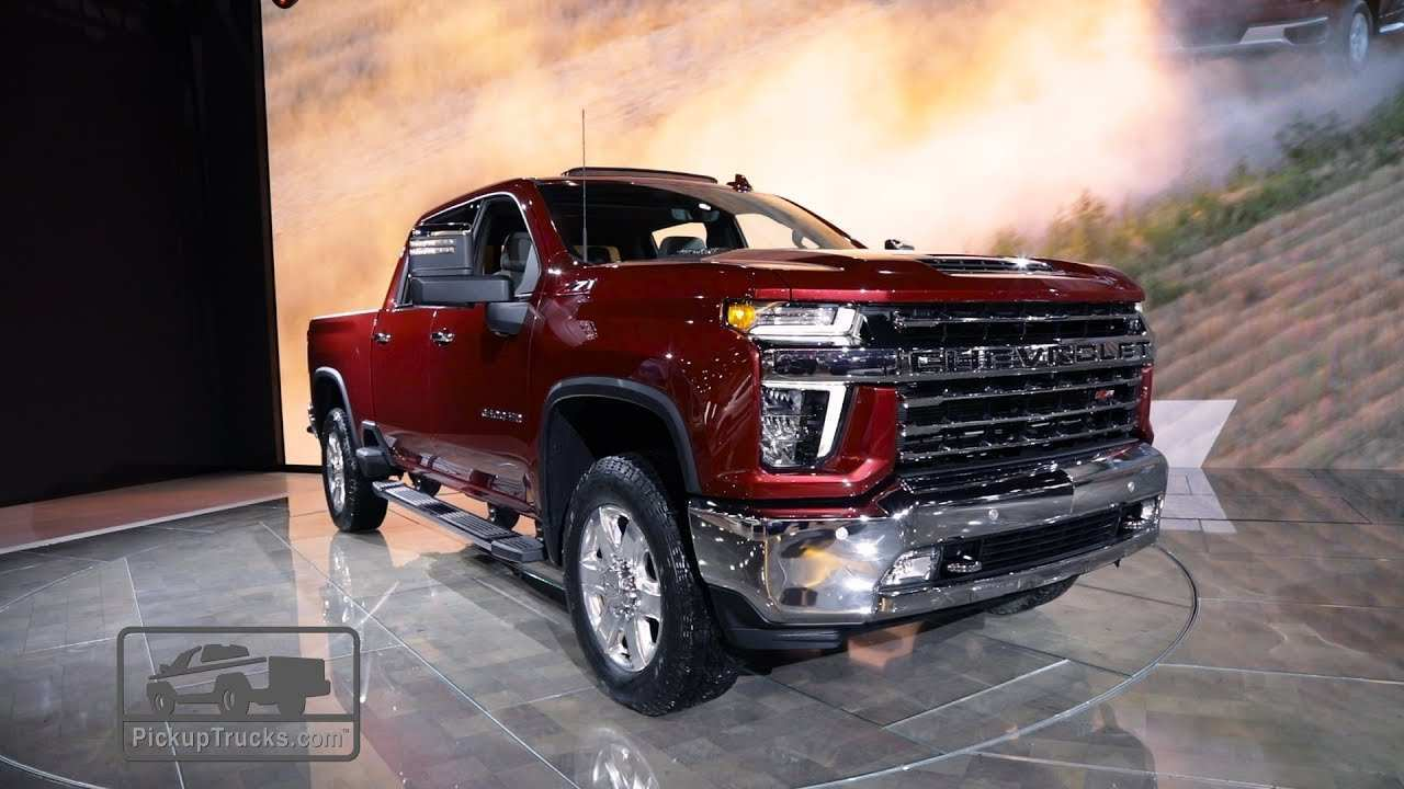 48 Best Review 2020 Chevrolet Silverado Z71 Engine with 2020 Chevrolet Silverado Z71