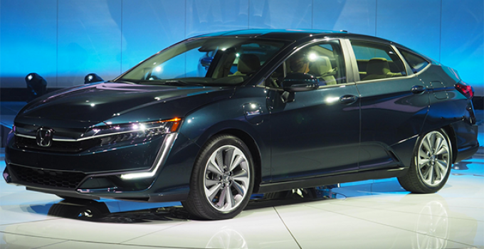 48 Best Review 2020 Honda Clarity Plug In Hybrid Pricing by 2020 Honda Clarity Plug In Hybrid