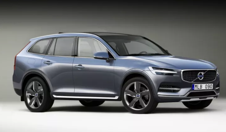 48 Best Review All New Volvo Xc90 2020 Research New with All New Volvo Xc90 2020