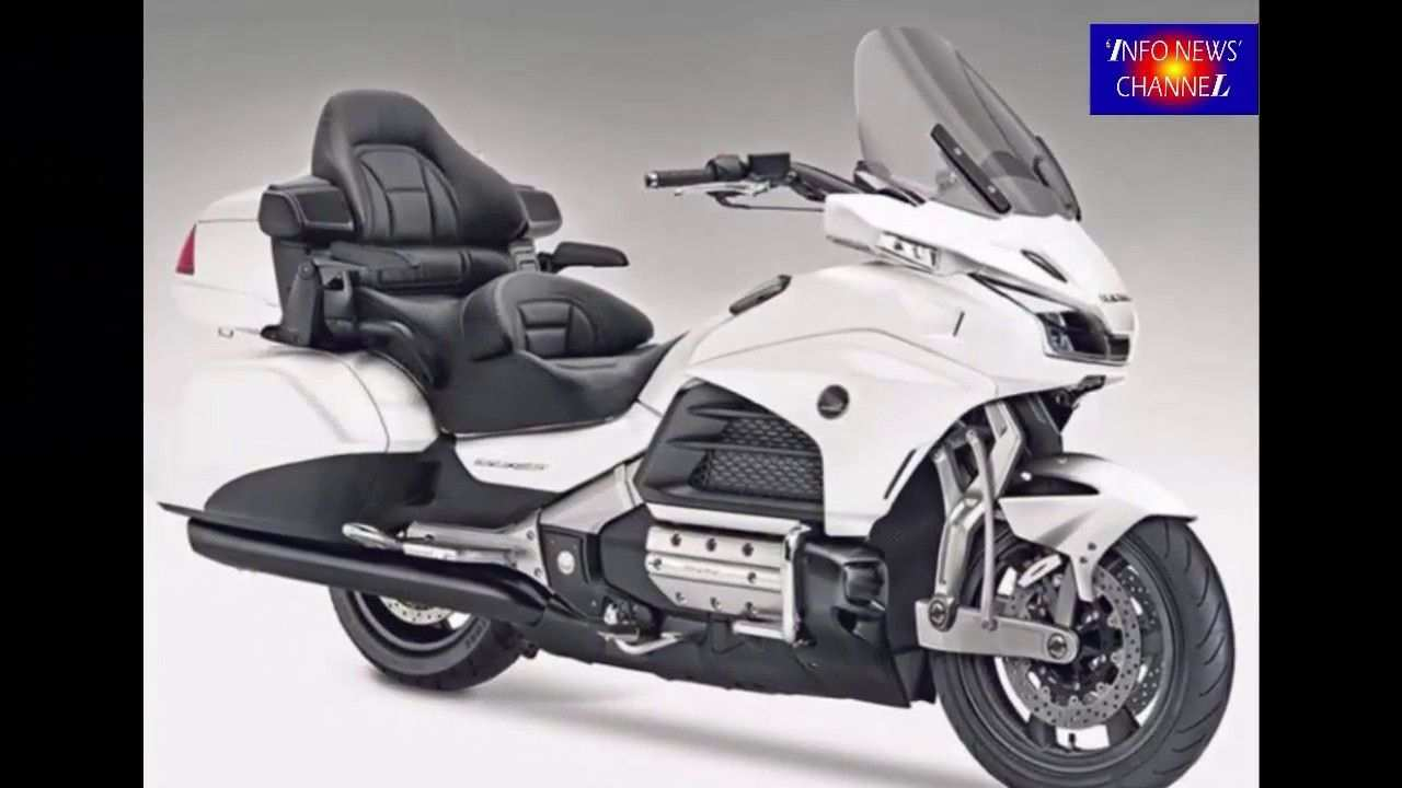 48 Best Review Honda Goldwing 2020 Redesign for Honda Goldwing 2020