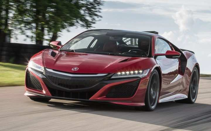 48 Best Review Honda Nsx 2020 Redesign by Honda Nsx 2020