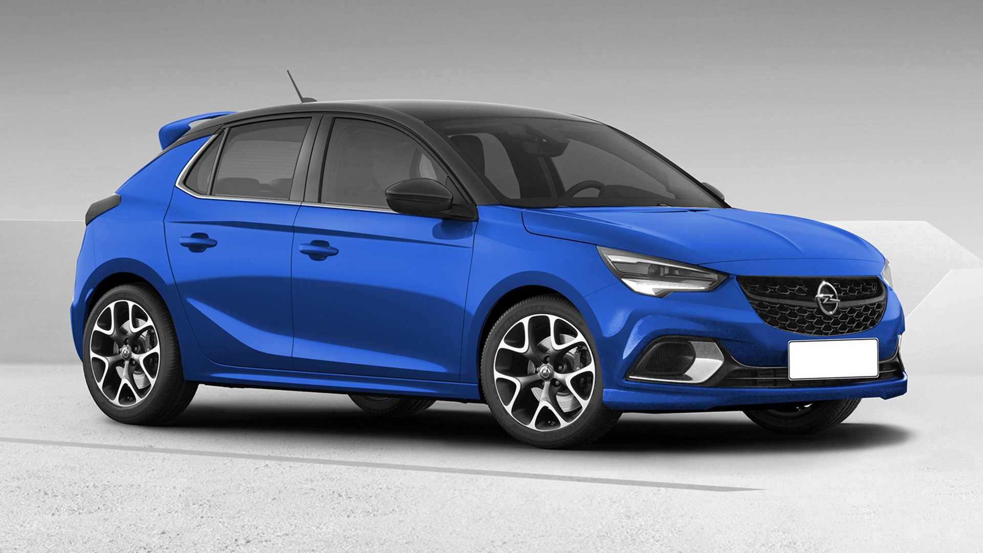 48 Best Review Opel Corsa 2020 Rendering Price with Opel Corsa 2020 Rendering