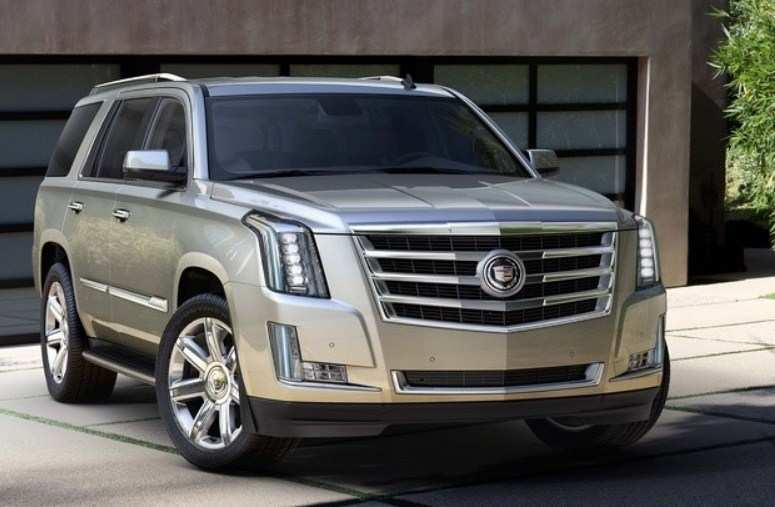 48 Concept of 2020 Cadillac Escalade Hybrid Performance with 2020 Cadillac Escalade Hybrid