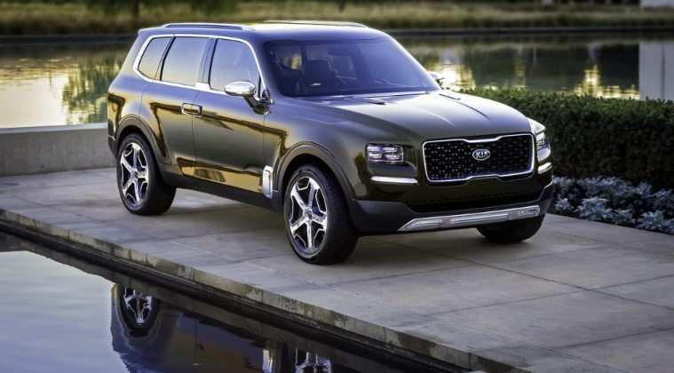 48 Concept of 2020 Kia Telluride Brochure Style with 2020 Kia Telluride Brochure
