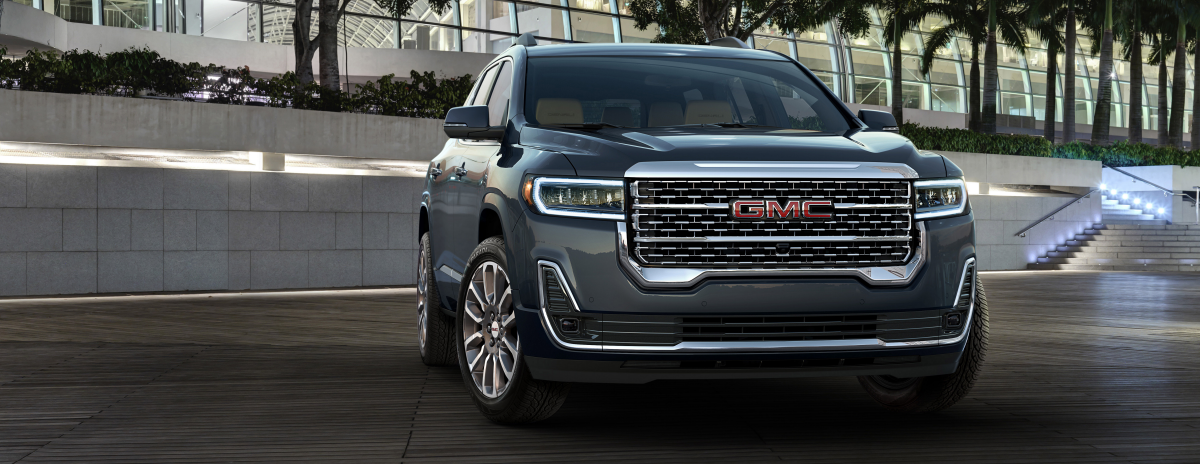 48 Gallery of 2020 Gmc Midsize Suv Speed Test for 2020 Gmc Midsize Suv
