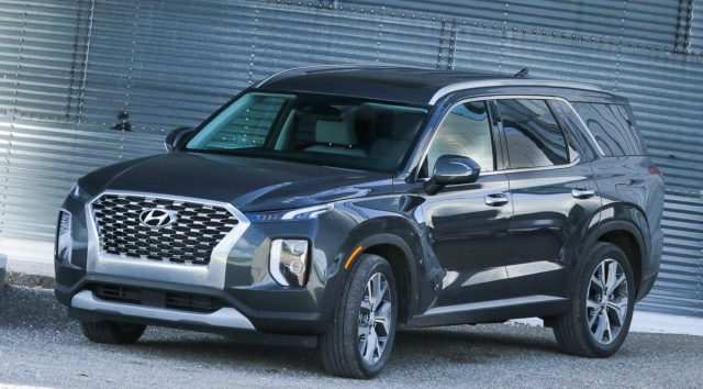 48 Gallery of 2020 Hyundai Palisade Trim Levels Exterior and Interior with 2020 Hyundai Palisade Trim Levels