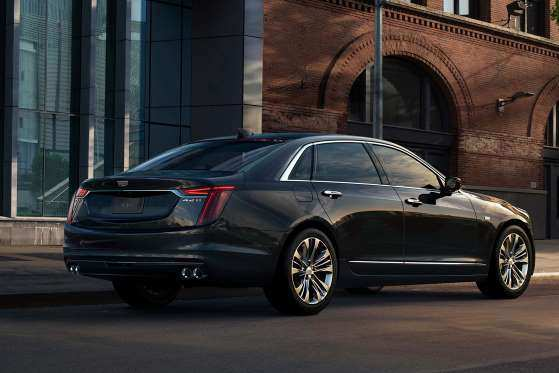 48 Gallery of Cadillac Ct6 2020 First Drive with Cadillac Ct6 2020