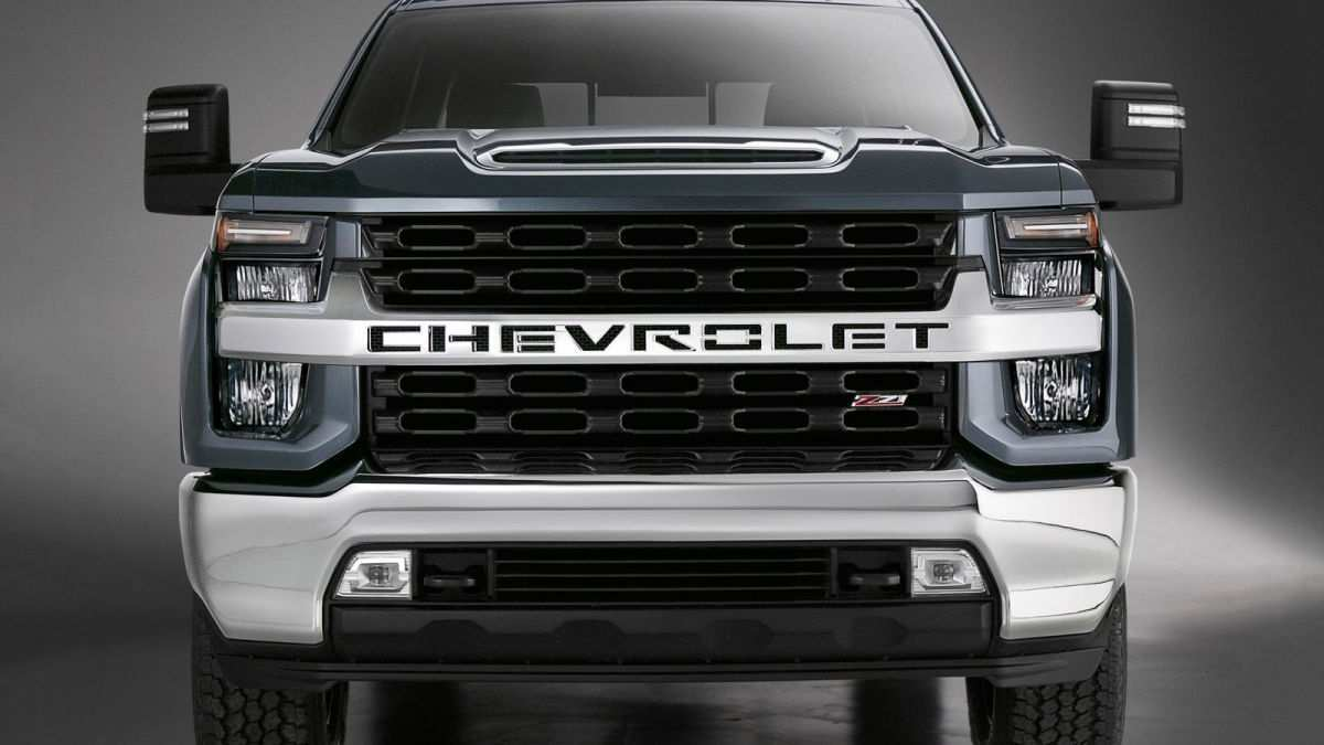 48 Gallery of Chevrolet Silverado 2020 Photoshop Pictures with Chevrolet Silverado 2020 Photoshop