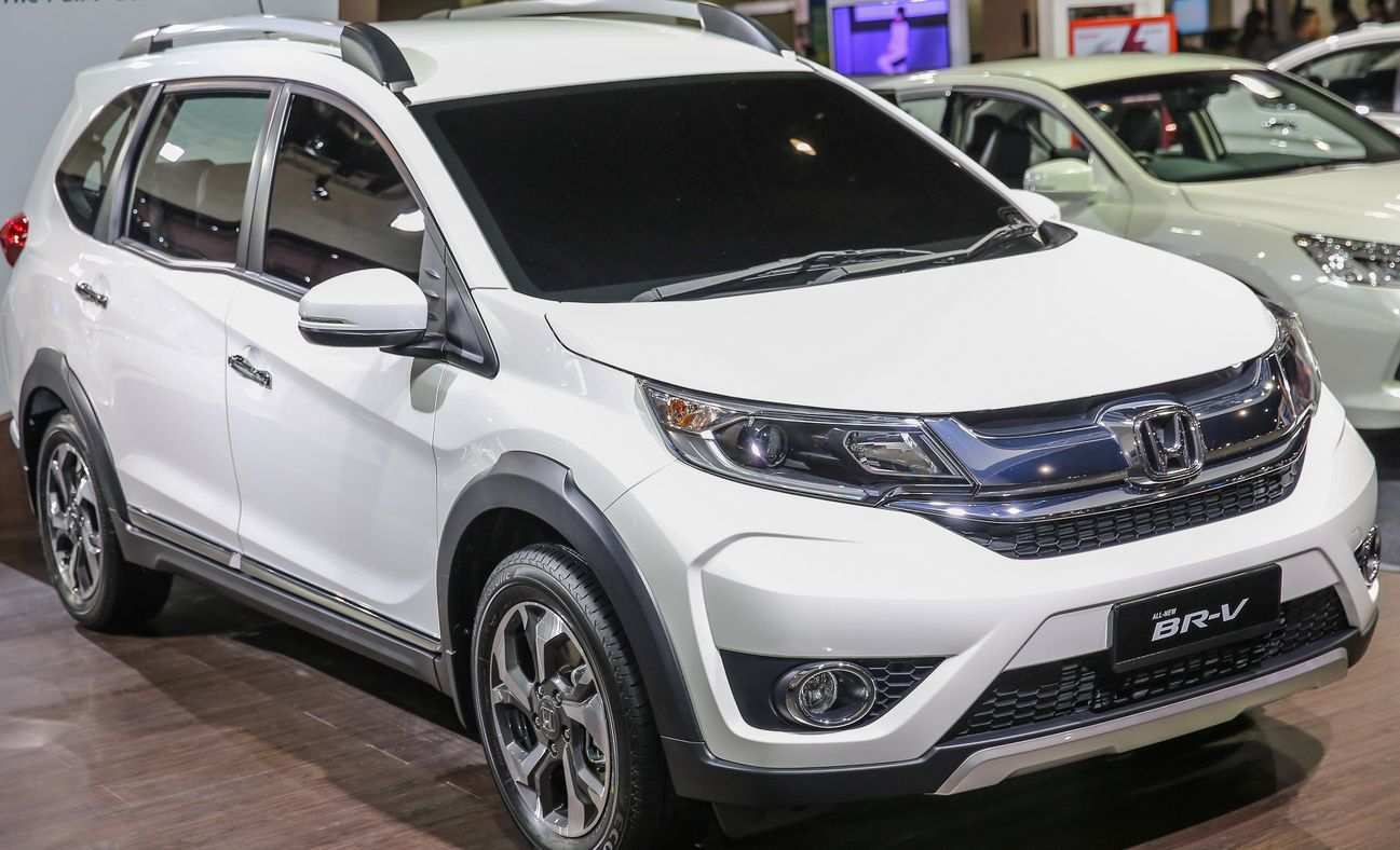 48 Gallery of Honda Brv Facelift 2020 Price and Review by Honda Brv Facelift 2020