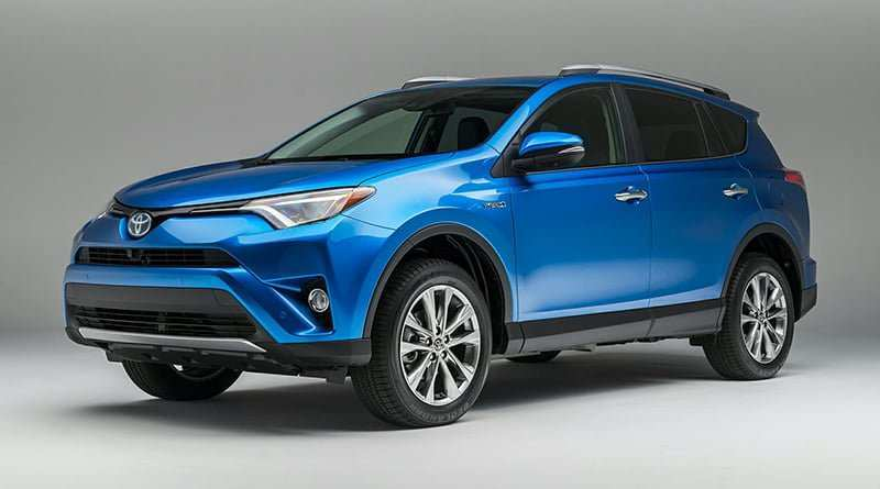 48 Gallery of Toyota Rav4 Hybrid 2020 Exterior and Interior for Toyota Rav4 Hybrid 2020