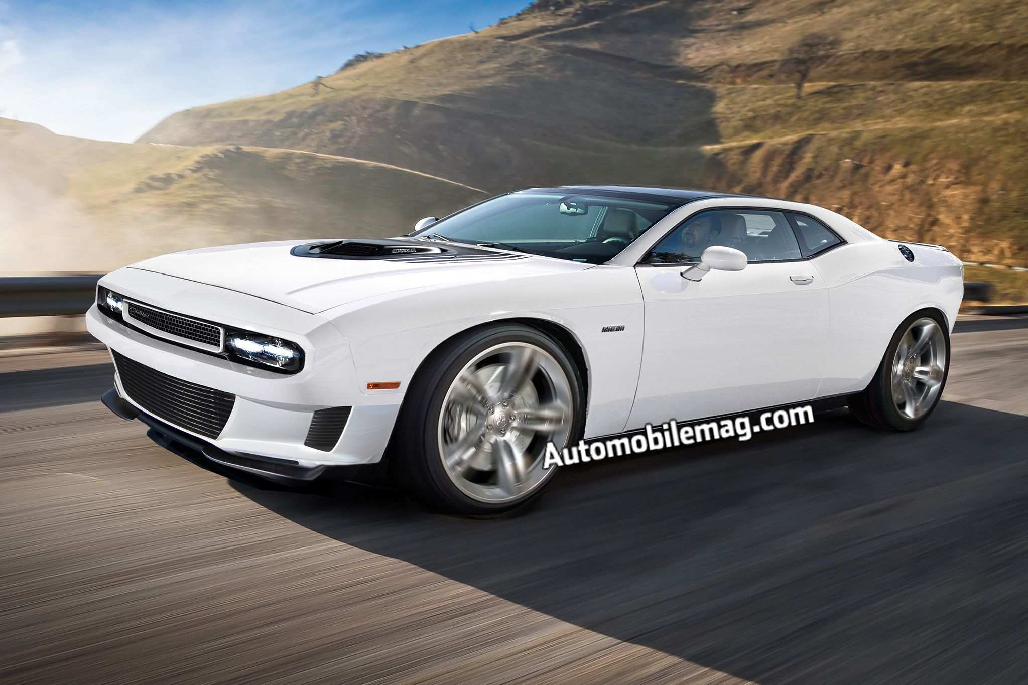 48 Great Dodge Challenger 2020 Rumors for Dodge Challenger 2020