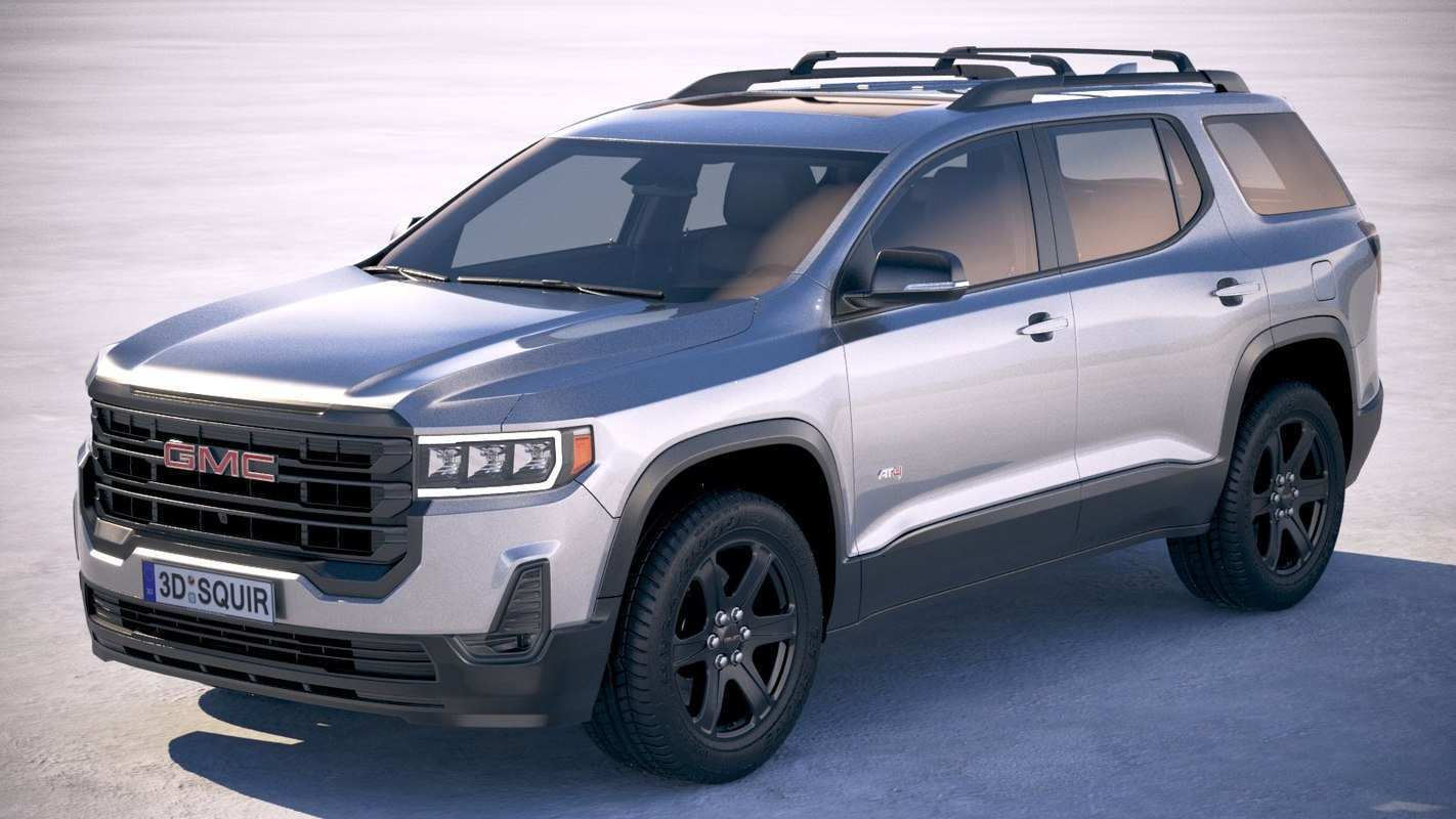 48 Great Gmc Acadia 2020 Prices for Gmc Acadia 2020