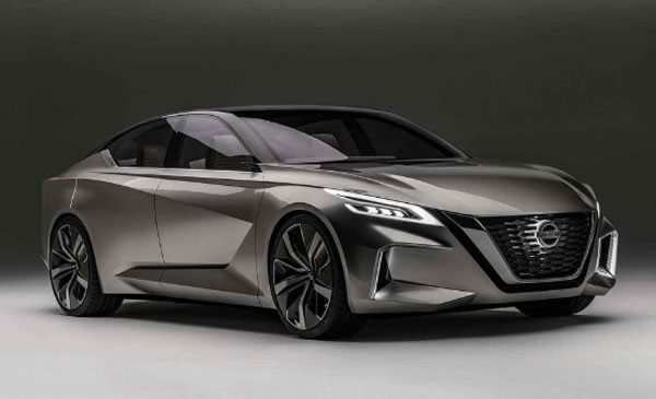 48 Great Nissan Maxima Redesign 2020 Reviews with Nissan Maxima Redesign 2020