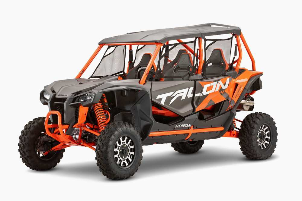 48 New Honda Talon 2020 Performance by Honda Talon 2020
