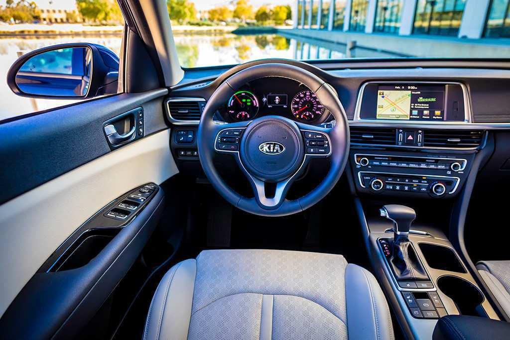 48 New Kia Optima 2020 Interior Price and Review by Kia Optima 2020 Interior