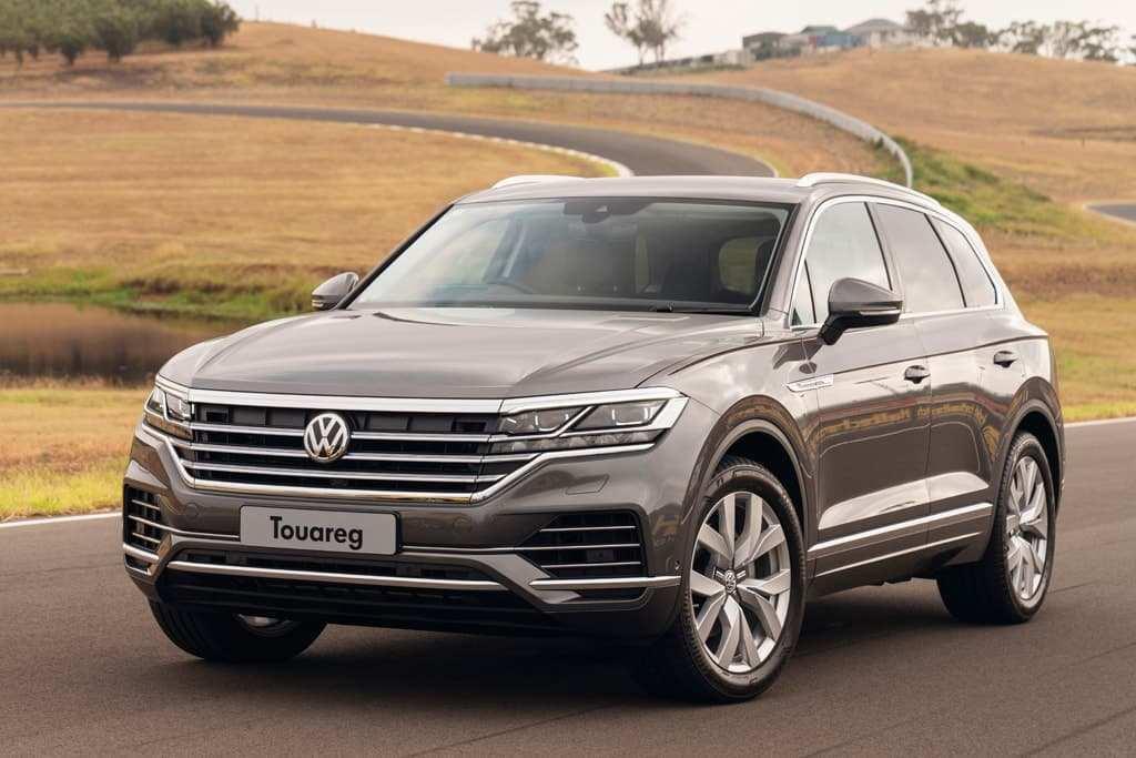 48 New Volkswagen Touareg 2020 Photos by Volkswagen Touareg 2020