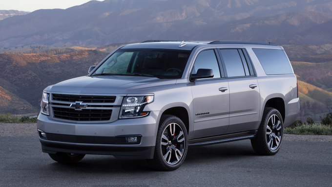 48 The 2020 Chevrolet Suburban Interior History with 2020 Chevrolet Suburban Interior