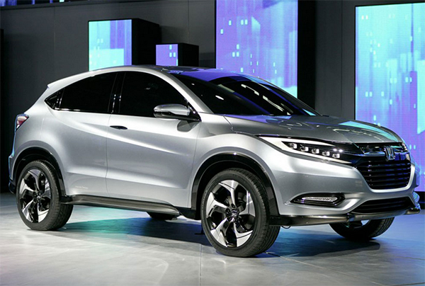48 The Honda Hrv 2020 Release Date Usa Pricing with Honda Hrv 2020 Release Date Usa