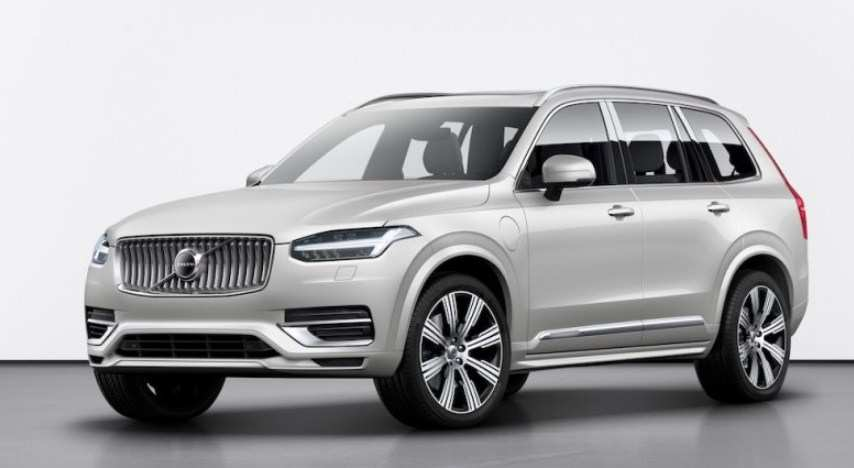 48 The Volvo V60 Laddhybrid 2020 Photos by Volvo V60 Laddhybrid 2020