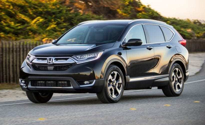 48 The What Will The 2020 Honda Crv Look Like Interior by What Will The 2020 Honda Crv Look Like