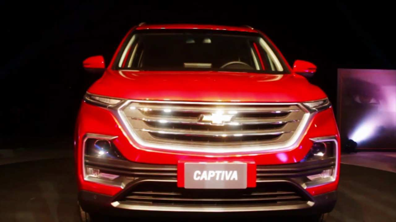 49 All New Chevrolet Captiva 2020 Ficha Tecnica Redesign and Concept with Chevrolet Captiva 2020 Ficha Tecnica