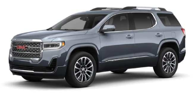49 All New Gmc Acadia 2020 Images with Gmc Acadia 2020