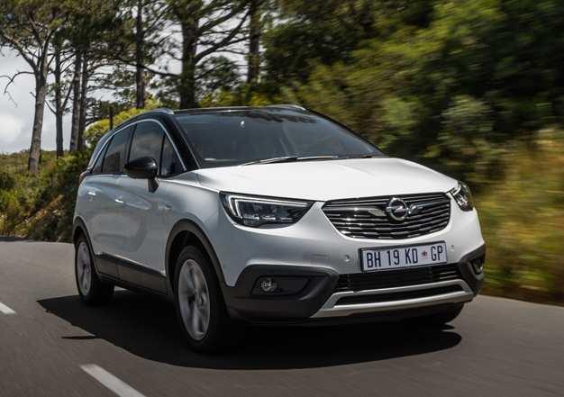 49 All New Opel Crossland X 2020 Spesification for Opel Crossland X 2020