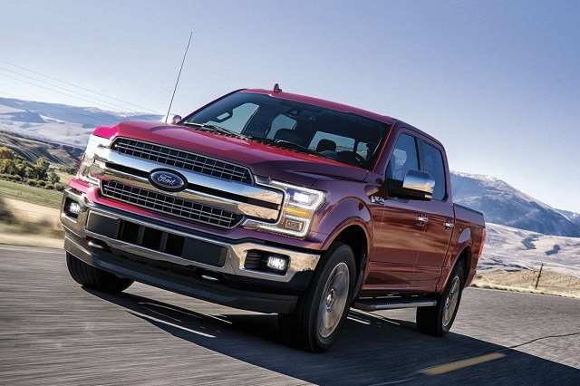 49 Best Review 2020 Ford F 150 Release Interior with 2020 Ford F 150 Release