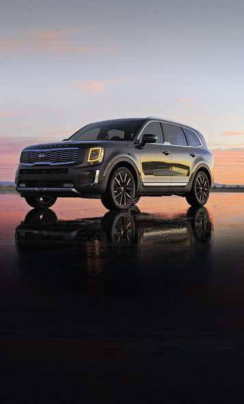 49 Best Review 2020 Kia Telluride Brochure Redesign by 2020 Kia Telluride Brochure