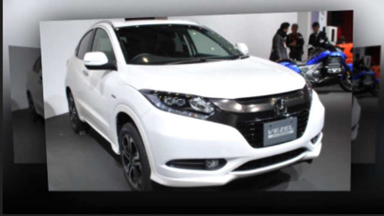 49 Best Review Honda Vezel Hybrid 2020 History for Honda Vezel Hybrid 2020