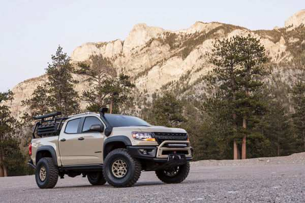 49 Concept of 2020 Chevrolet Colorado Release Date Research New by 2020 Chevrolet Colorado Release Date