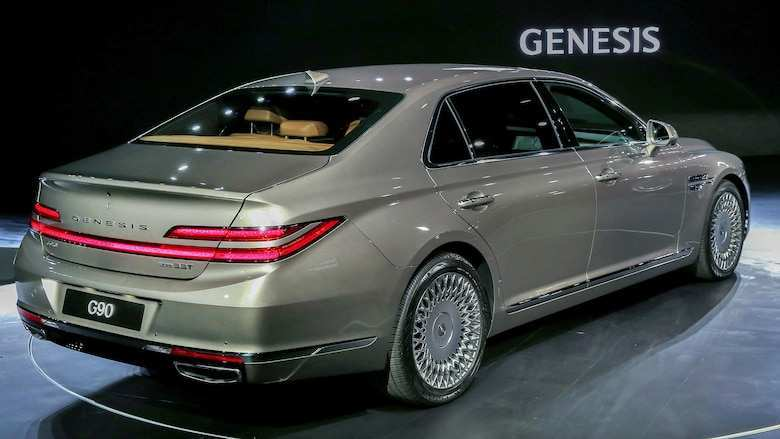 49 Concept of Hyundai Genesis G90 2020 Specs and Review with Hyundai Genesis G90 2020
