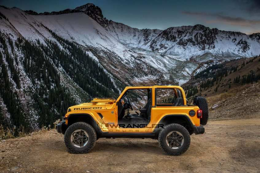 49 Concept of Jeep Wrangler 2020 Colors Prices by Jeep Wrangler 2020 Colors