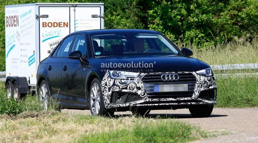 49 Concept of New Audi A4 2020 Interior Model for New Audi A4 2020 Interior