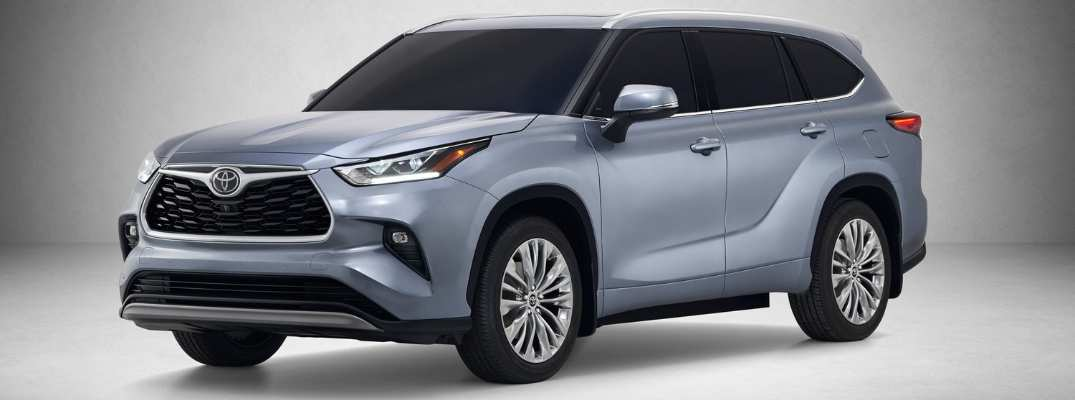 49 Gallery of 2020 Toyota Highlander Release Date Pricing by 2020 Toyota Highlander Release Date