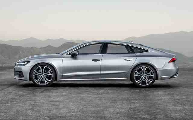 49 Gallery of Audi A7 2020 Concept by Audi A7 2020