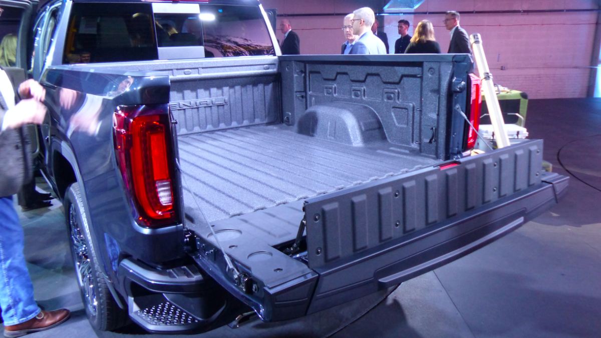 49 Gallery of Gmc Tailgate 2020 Release for Gmc Tailgate 2020