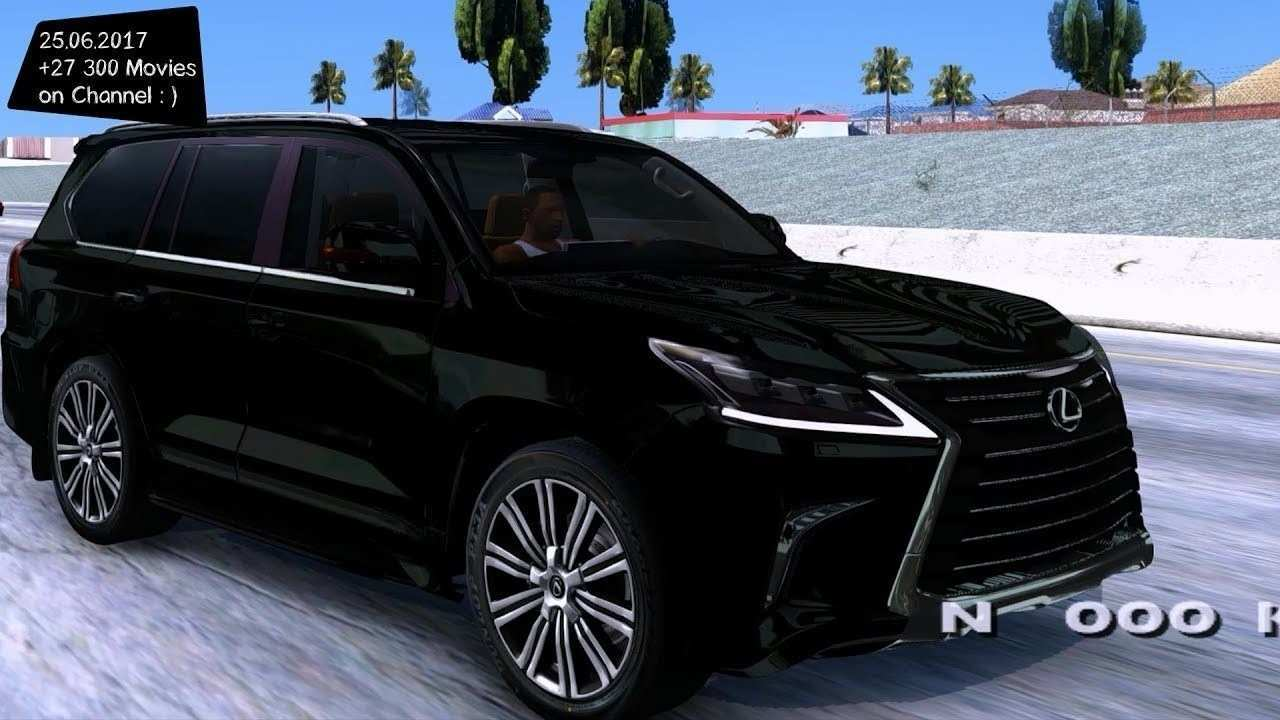 49 Gallery of Lexus Lx 570 Black Edition 2020 Pictures by Lexus Lx 570 Black Edition 2020