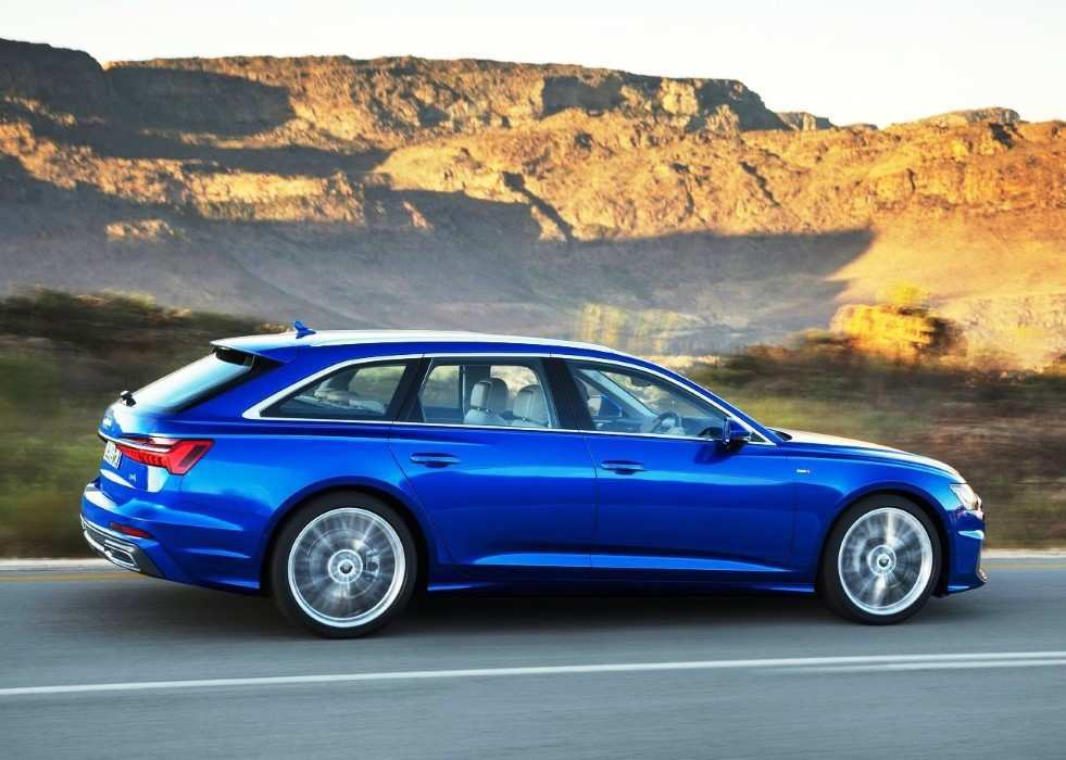 49 New 2020 Audi A6 Wagon Prices for 2020 Audi A6 Wagon