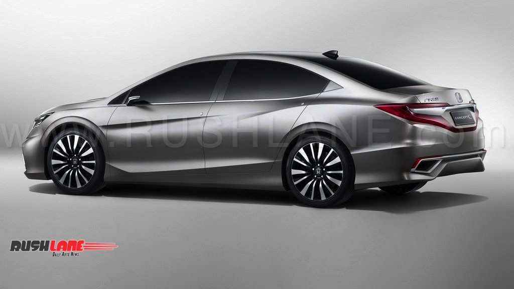 49 New Honda City Next Generation 2020 Concept with Honda City Next Generation 2020