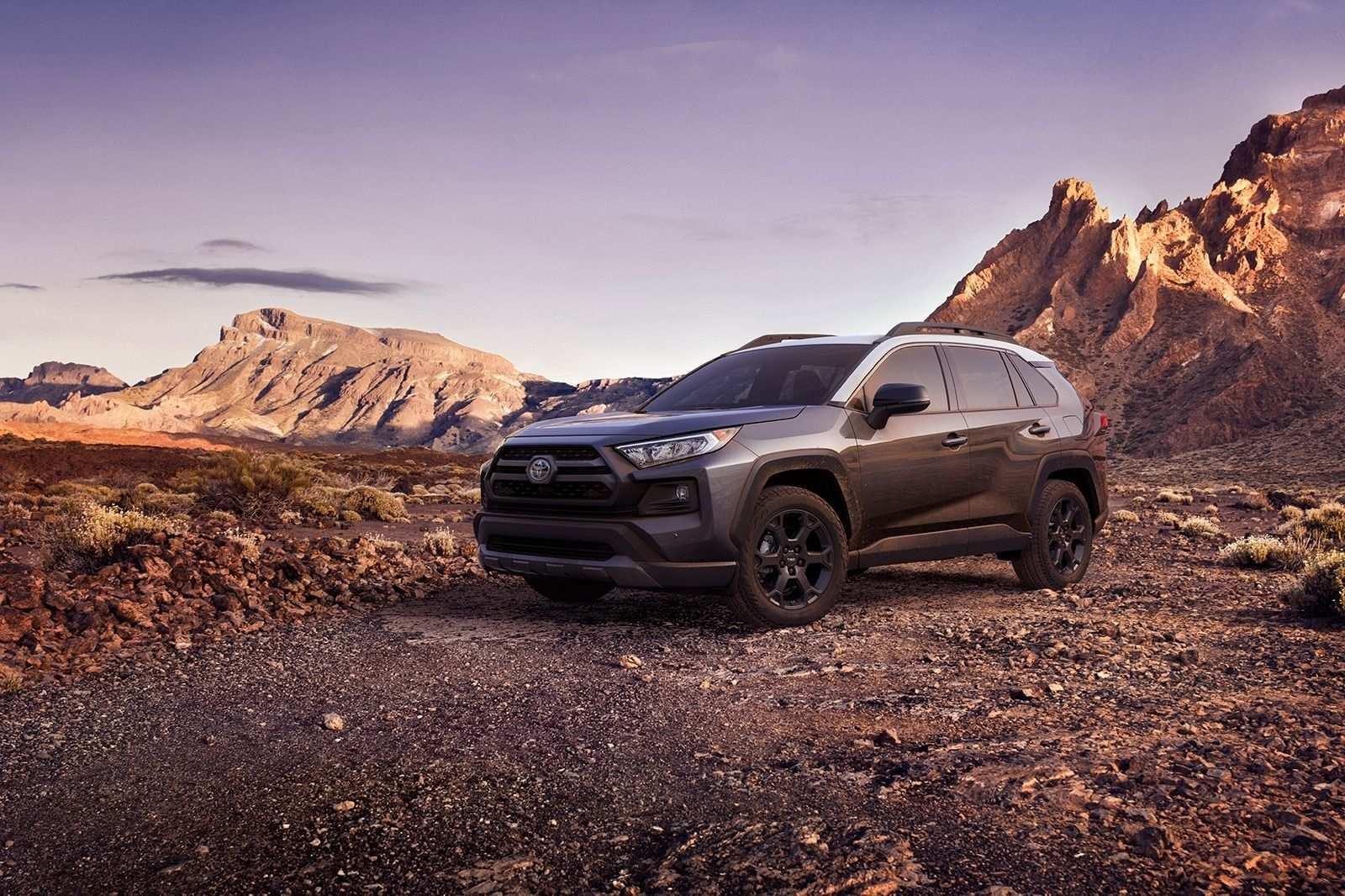 49 New Toyota Rav4 2020 Trd Ratings with Toyota Rav4 2020 Trd
