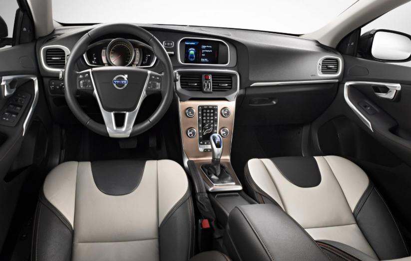 49 New Volvo V40 2020 Interior Engine for Volvo V40 2020 Interior