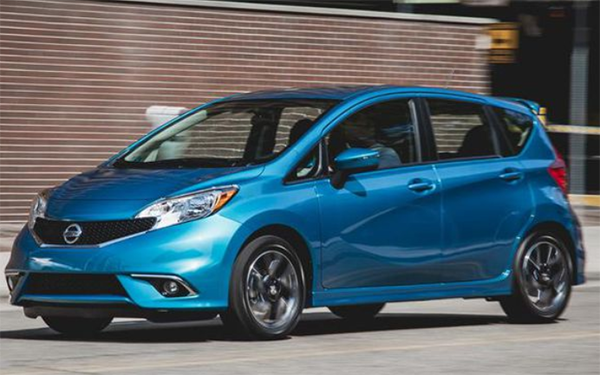 49 The 2020 Nissan Versa Hatchback Model with 2020 Nissan Versa Hatchback