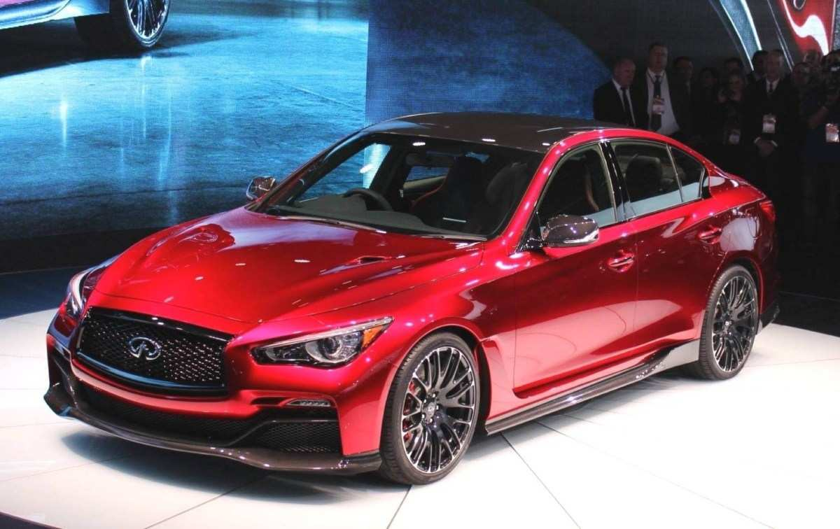 49 The Infiniti Q50 Hybrid 2020 Performance and New Engine by Infiniti Q50 Hybrid 2020