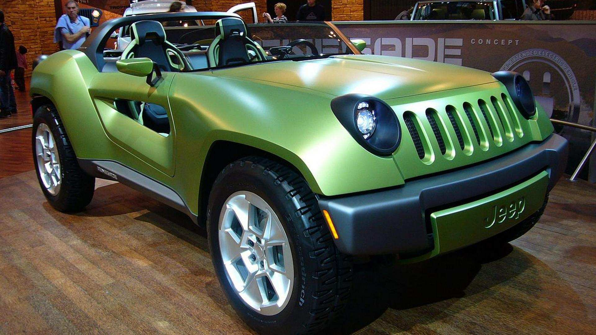49 The Jeep Nuovi Modelli 2020 Performance and New Engine by Jeep Nuovi Modelli 2020