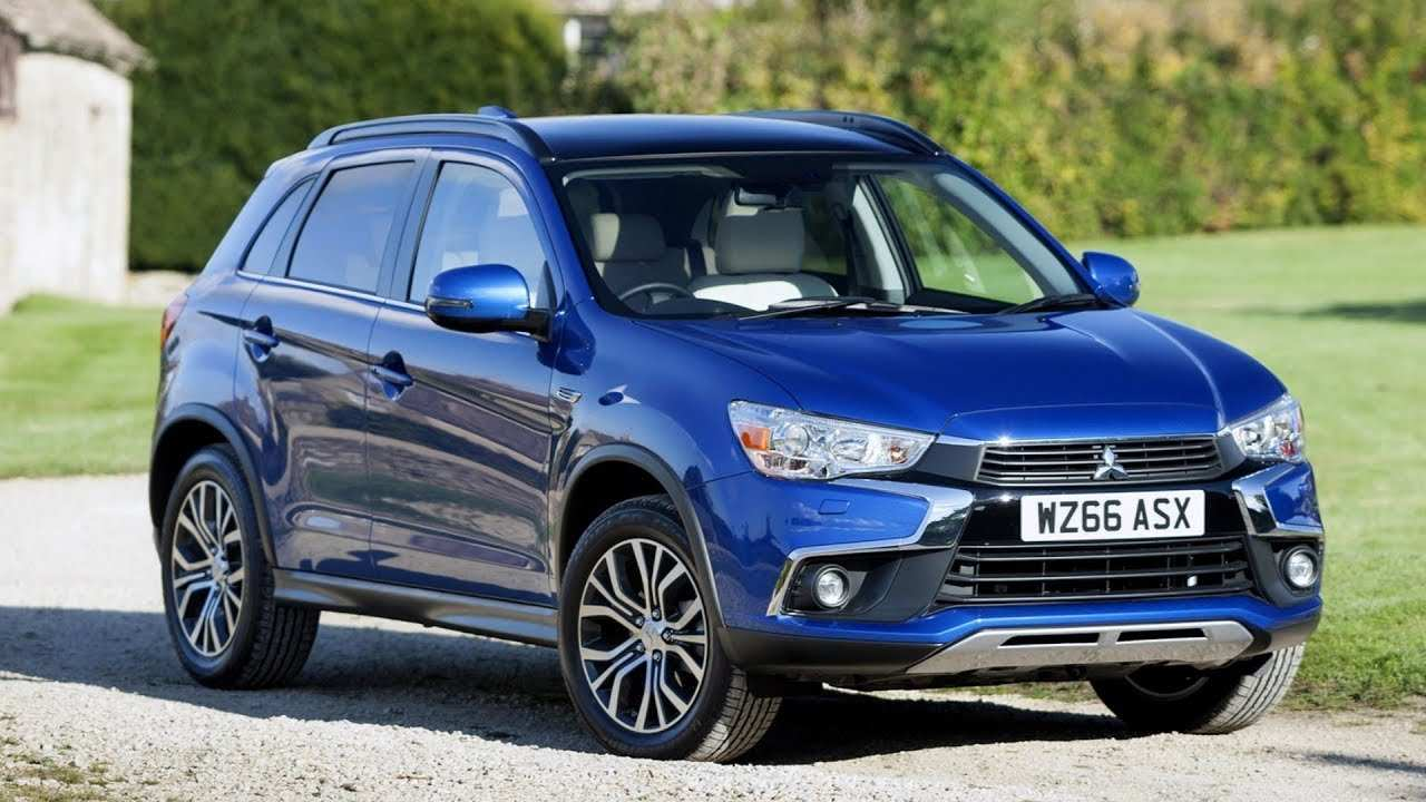 49 The Mitsubishi Asx 2020 Wymiary Configurations with Mitsubishi Asx 2020 Wymiary