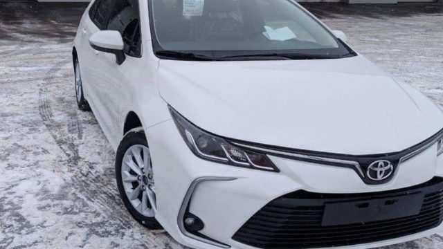 50 All New Toyota Altis 2020 Thailand Spy Shoot for Toyota Altis 2020 Thailand