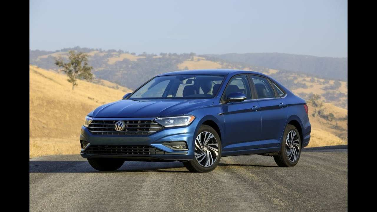 50 All New Volkswagen Jetta 2020 First Drive by Volkswagen Jetta 2020